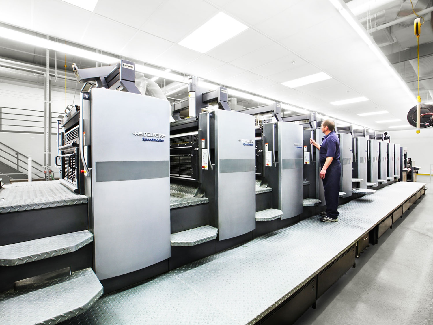 Sheetfed Offset Printing Heidelberg
