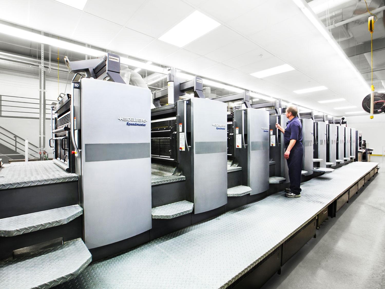 Sheetfed Offset Printing | John Roberts