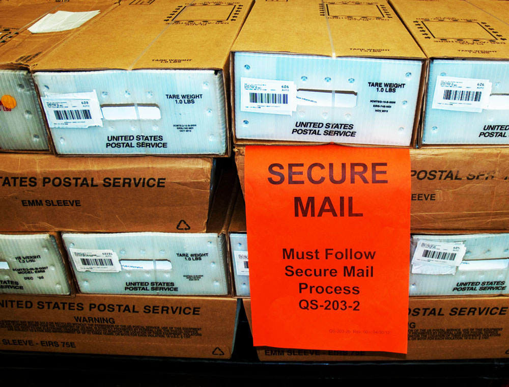 Secure Mailing